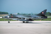 Hawker Hunter F58 (J-4023)