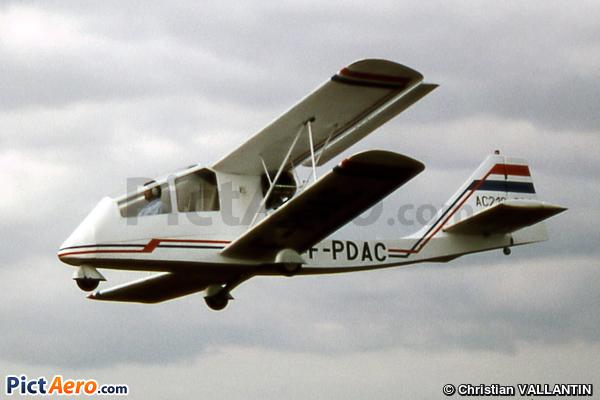 Jodel AC-210 (Private / Privé)