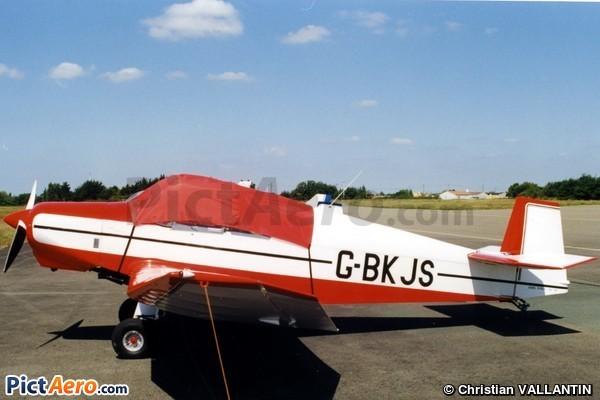Jodel D-120 Paris-Nice (Privé/Private)