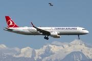 Airbus A321-271NX (TC-LSS)