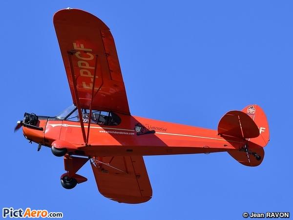 BA-5 Super Ruby  (Aéroclub d'Andernos)