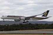 Airbus A350-941 (9V-SHA)