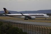 Airbus A350-941 (9V-SHJ)