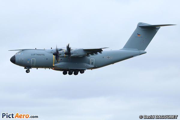 Airbus A400M-180 (Germany - Air Force)