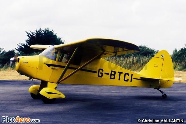 Piper PA-17 Vagabond (Privé / Private)