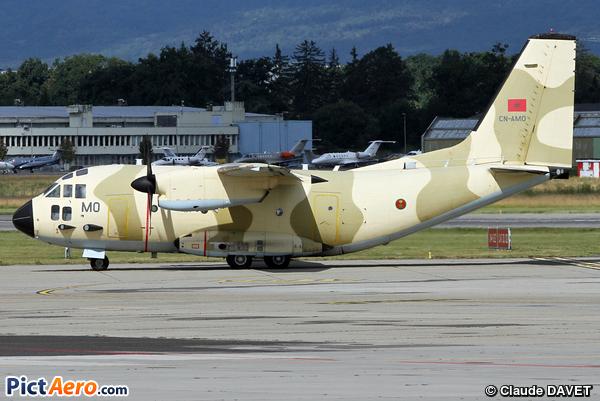 Alenia C-27J Spartan (Morocco - Air Force)