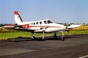 Cessna 340 (D-ILBB)