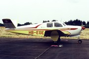 Beech A35 Bonanza (HB-EGE)