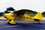 Piper PA-17 Vagabond (G-BTCI)