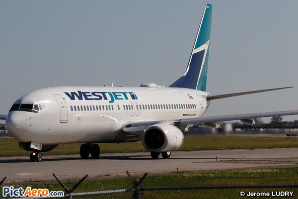 Boeing 737-8CT (WestJet Airlines)