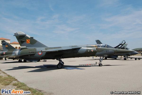 Dassault Mirage F1CT (France - Air Force)