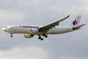Airbus A330-223F (9M-MUC)