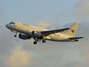 Airbus A319-115 (XY-ALK)
