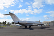 Bombardier BD-700-1A10 Global Express (HB-JII)