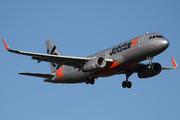 Airbus A320-232/WL (VH-VFX)