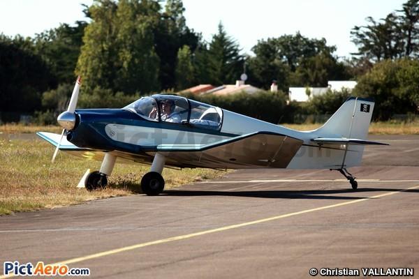 Jodel DR-1050MV Sicile (Private / Privé)