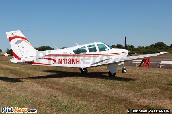 Beech F33A Bonanza (Southern Aircraft Consultancy Inc Trustee)