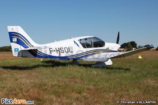 Robin DR-401-140B (Aéroclub de Châteauroux )