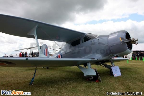 Beech GB-2 Traveller Mk 1 (Historica Aircraft Group Museum)