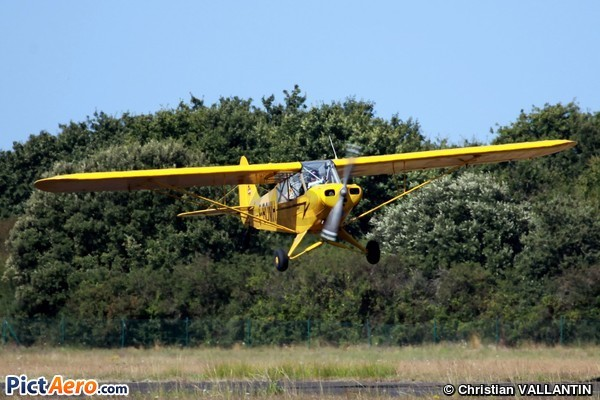 Piper PA-19 Super Cub (Privé/Private)