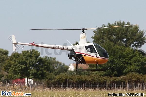 Robinson R-22 Beta (Private)