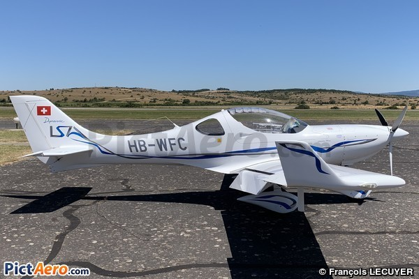 Aerospool WT-9 Dynamic LSA (Groupe de vol à moteur du Chablais)