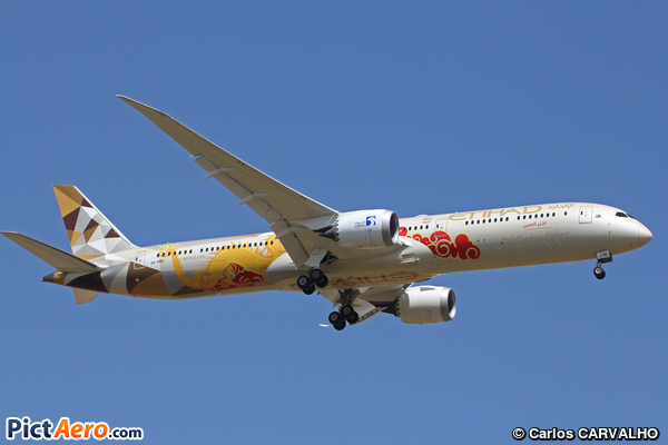 Boeing 787-10 Dreamliner (Etihad Airways)