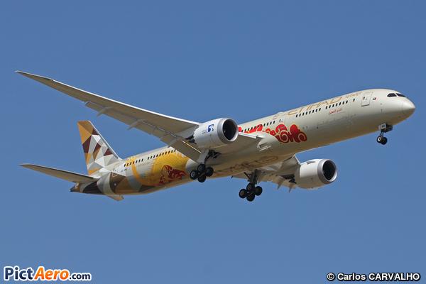 Boeing 787-10 Dreamliner (Etihad Airways)