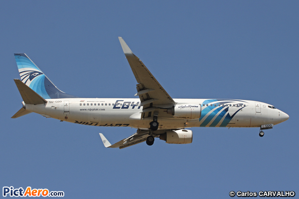 Boeing 737-866/WL (EgyptAir)