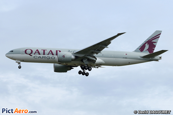 Boeing 777-F (Qatar Airways Cargo)
