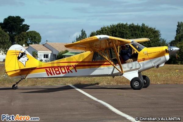 Aviat Aircraft A-1C-180 Husky (Husky 3207 Inc.Trustee)