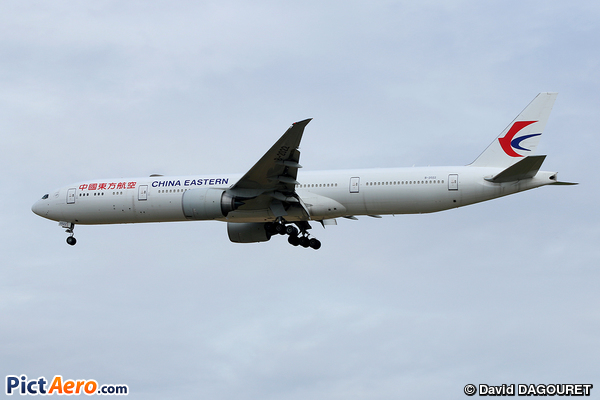 Boeing 777-39P/ER (China Eastern Airlines)