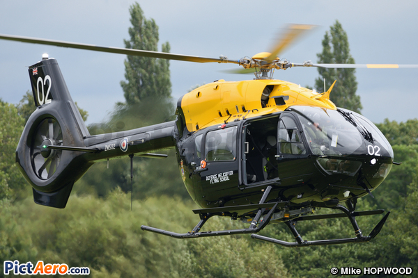 H145M Jupiter HT1 (Royal Air Force)