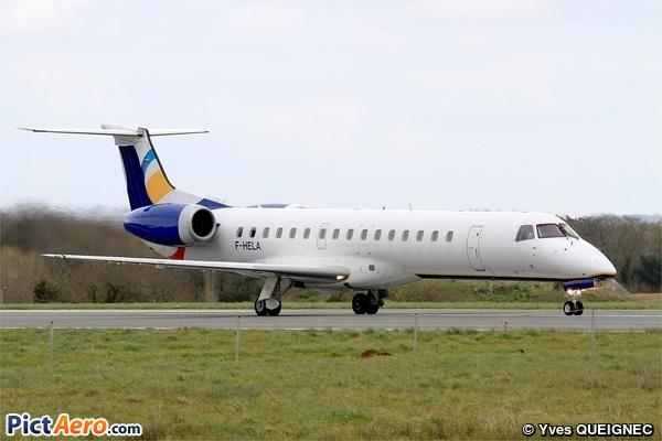 Embraer ERJ-145EU (Enhance Aero Group)