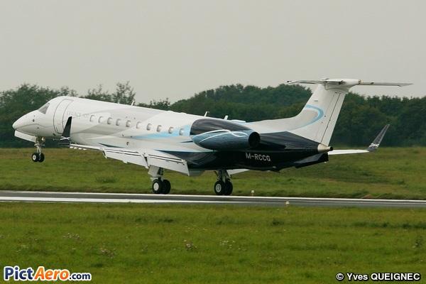 Embraer ERJ-135BJ Legacy 600 (Russian Copper Company)