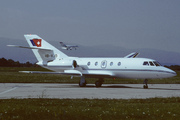 Dassault Falcon 20-5 (HB-VJD)
