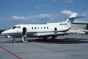 Hawker Siddeley HS-125-F600A