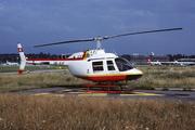 Bell 206B JetRanger II (HB-XUF)