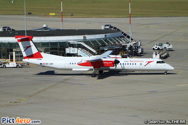 De Havilland Canada DHC-8-402Q Dash 8 (Austrian Airlines)