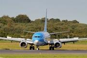 Boeing 737-86J/WL (OO-TUV)