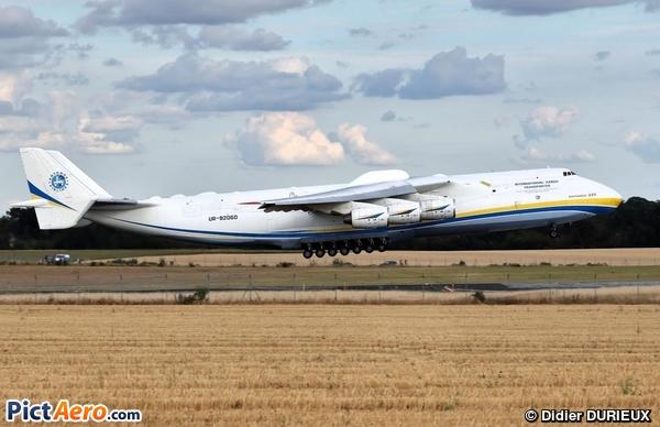 Antonov An-225 Mriya (Antonov Design Bureau)