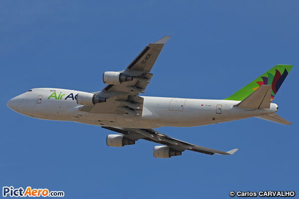 Boeing 747-428/ER/F (Air ACT Cargo)