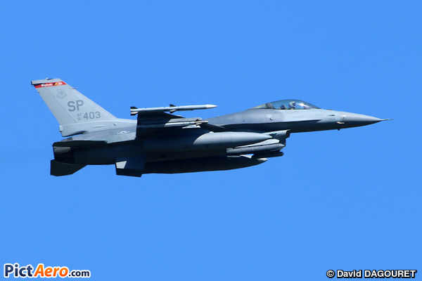 General Dynamics F-16C Fighting Falcon (United States - US Air Force (USAF))