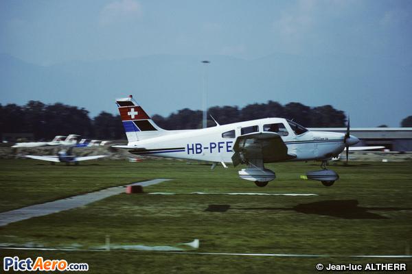 PA-28-181 Archer (Aéroclub de Genève)