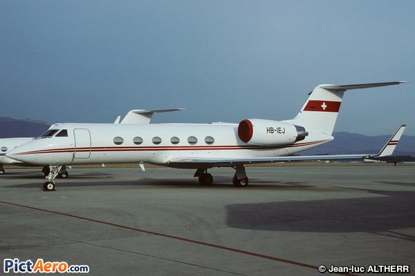 Gulfstream Aerospace G-IV Gulfstream IV (SR Transportation Services SA)