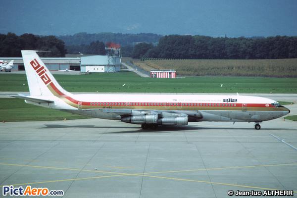 Boeing 707-384C (Alia Royal Jordanian Airlines)