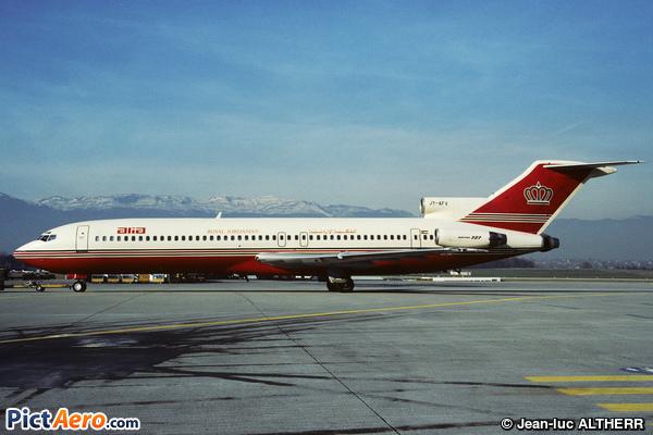 Boeing 727-2D3 (Alia Royal Jordanian Airlines)