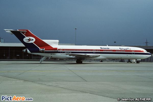 Boeing 727-2N8/Adv (Yemenia - Yemen Airways)