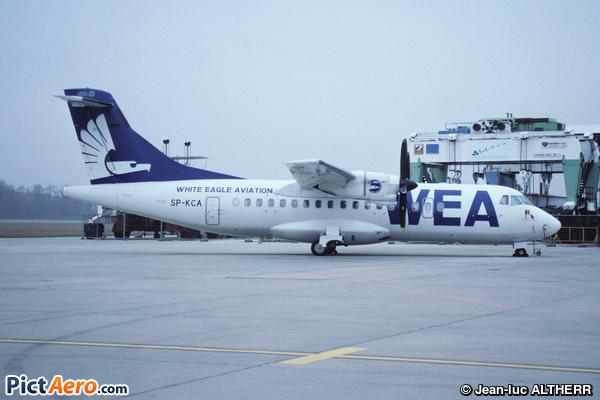 ATR 42-312 (White Eagle Aviation)