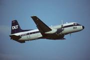 British Aerospace BAe-748 Srs2B/501 (D-AHSB)